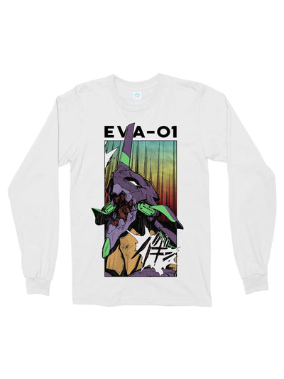 eva sketch cotton long sleeve t