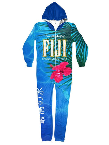 fiji water onesie (limited release, 1 of 100)