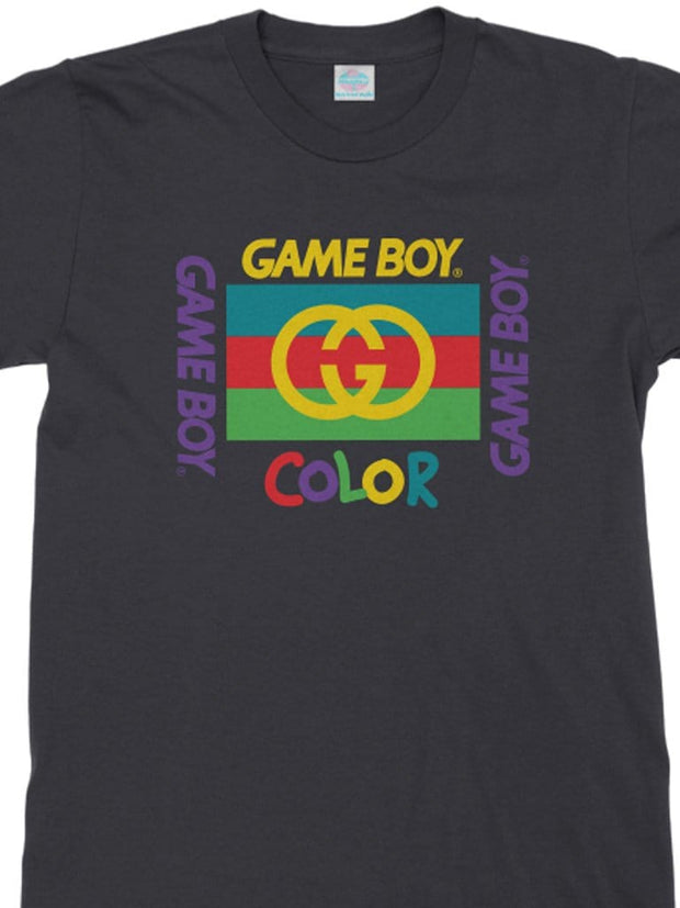 gucci x gameboy color t-shirt