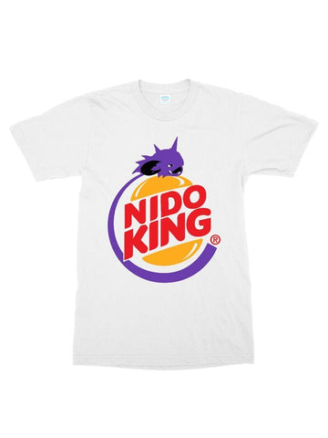 nido king cotton tee