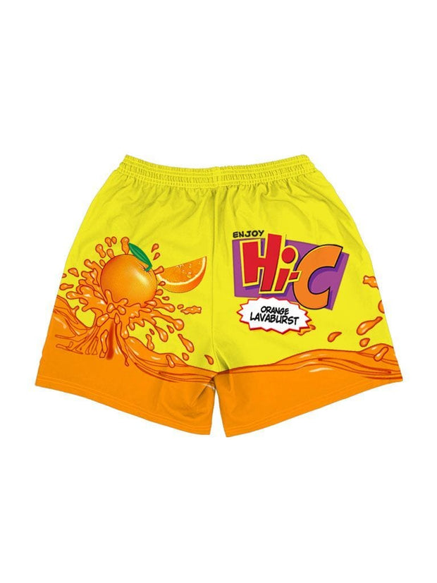 hi-c swim shorts