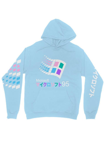 1fbf0a7765ace Candy 95 Hoodie - Public Space xyz - vaporwave aesthetic clothing fashion