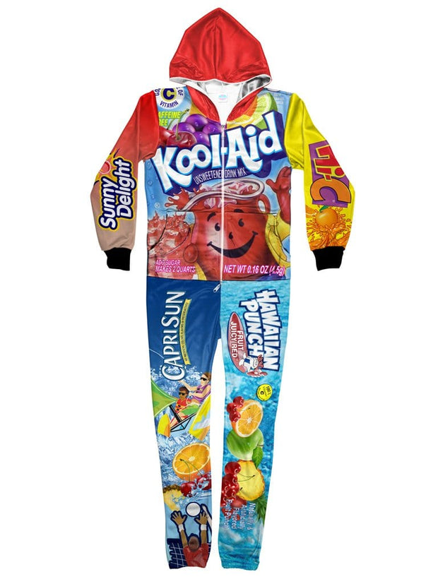 90s juices onesie