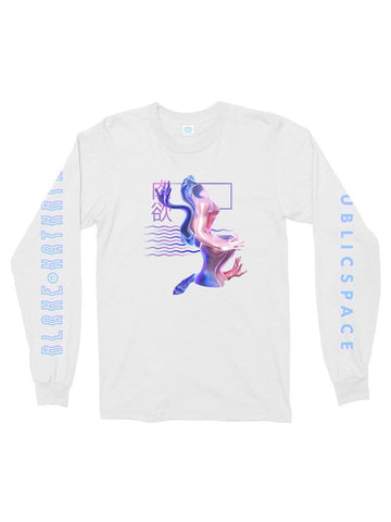 lust cotton long sleeve t