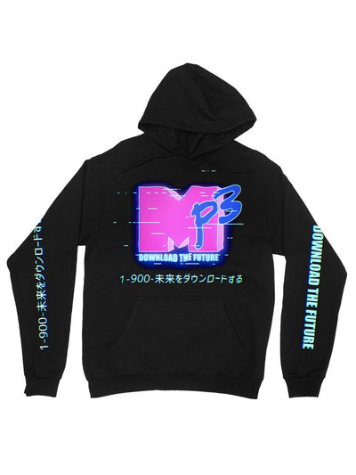 mp3 special edition (cotton) hoodie