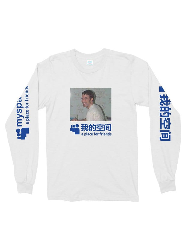 myspace tom cotton long sleeve t