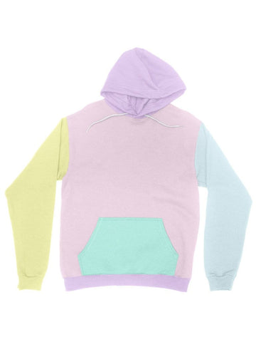 public space pastel lollipop vaporwave aesthetic kawaii hoodie