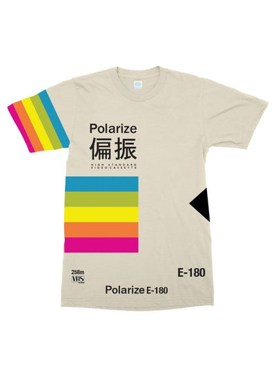 Polarize T Shirt - Public Space xyz - vaporwave aesthetic clothing fashion, kawaii, pastel, pastelgrunge, pastelwave, palewave