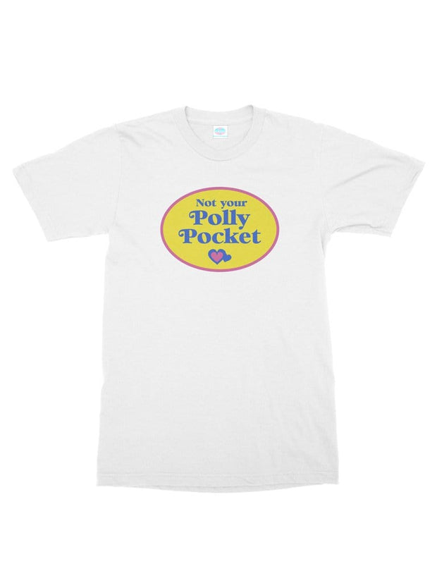 polly pocket cotton tee