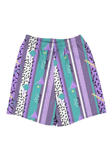 purple haze basketball shorts