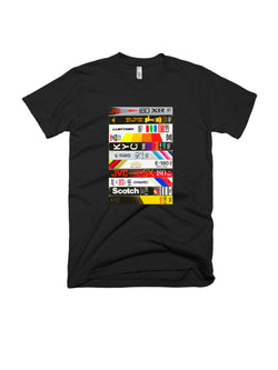 VHS Stack T-Shirt