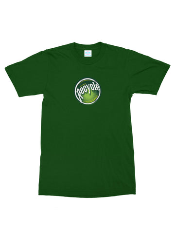 recycle perrier t-shirt