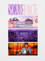 scarface cotton t-shirt