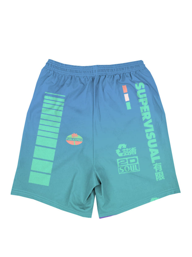 supervisual basketball shorts