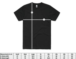Cupid Mens tee Black