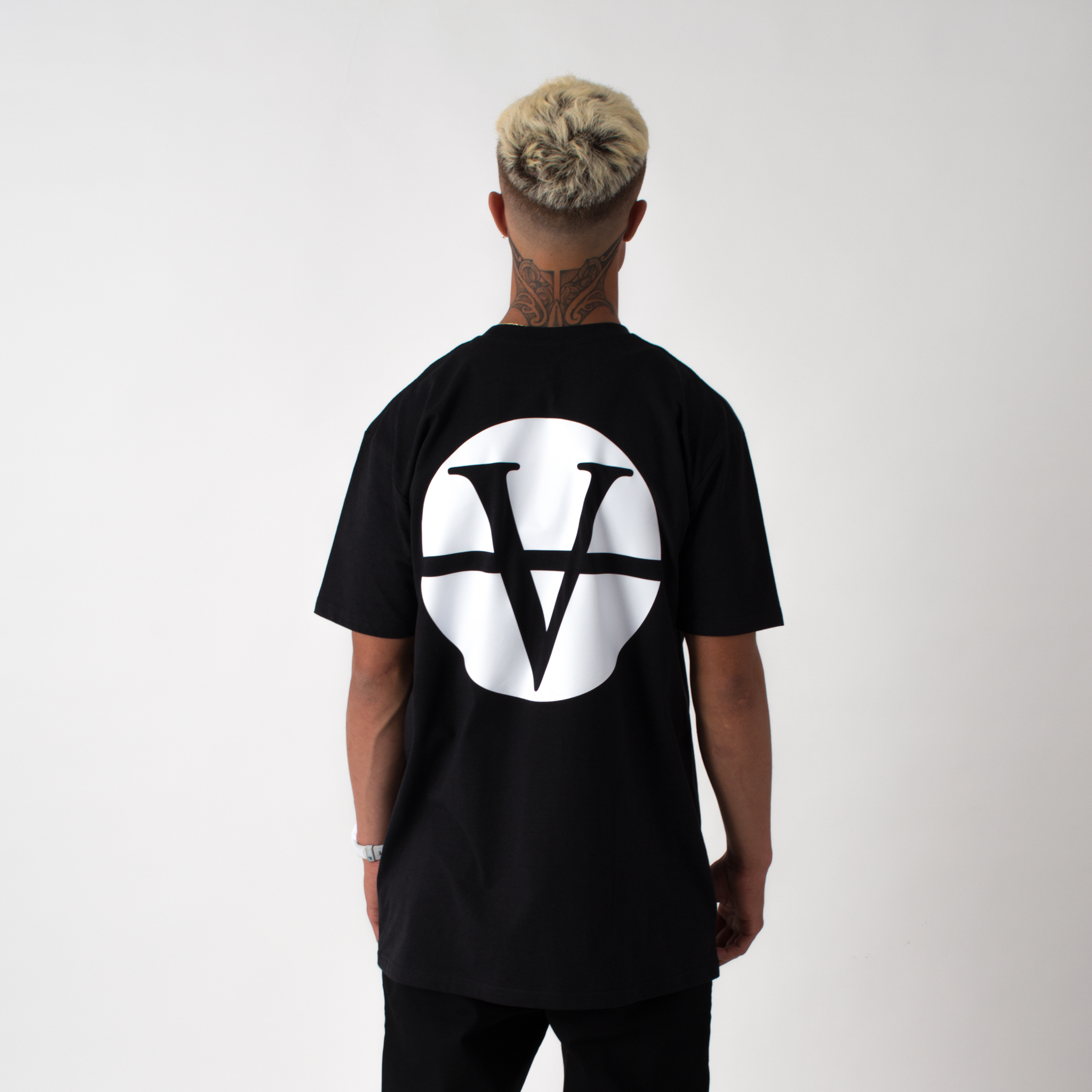 Mac Vicious outline t-shirt