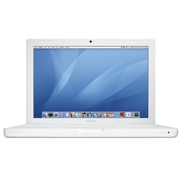 Apple MacBook Core 2 Duo T8300 2.4GHz 2GB 160GB DVD±RW 13.3 Notebook - MacBook