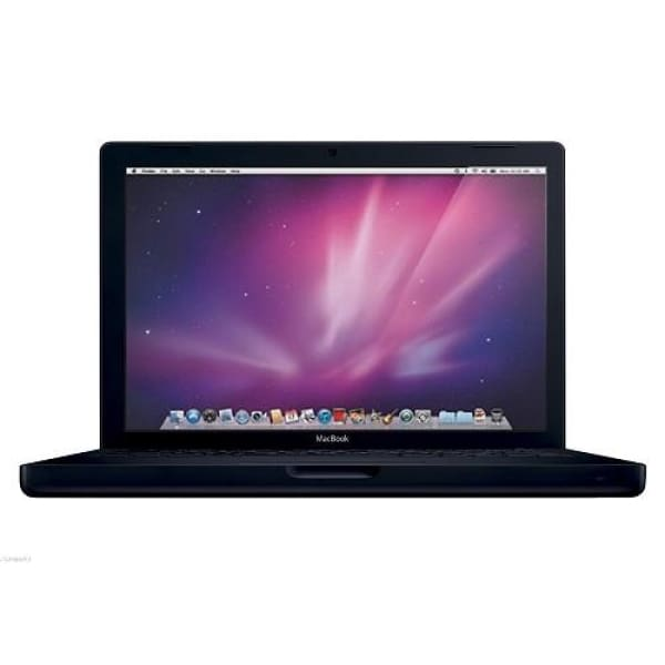 Apple MacBook Core 2 Duo T8300 2.4GHz 2GB 250GB DVD±RW 13.3 - MacBook