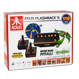 Atari AR3050 Flashback 9 Classic Game Console 110 Built-in Games - Console