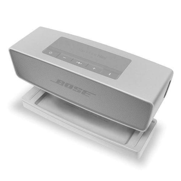 Bose SoundLink Mini Rechargeable Bluetooth Wireless Speaker (Silver) - Speaker