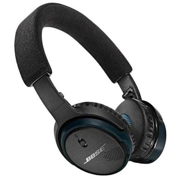 Bose SoundLink Rechargeable Bluetooth Wireless Headphones - B - Headphones