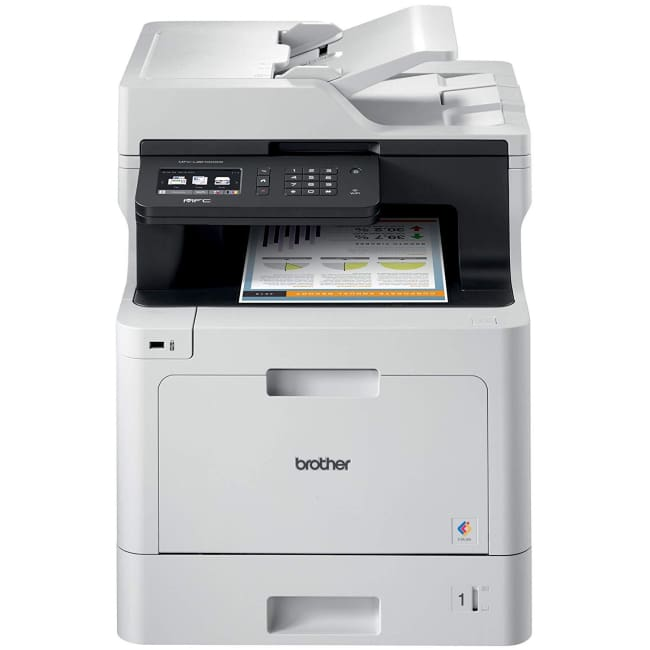 Brother MFC-L8610CDW All-in-One Color Laser Printer - printer