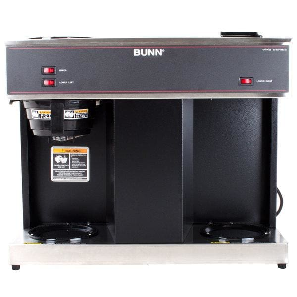 Bunn 04275.0031 VPS 12 Cup Pourover Coffee Brewer - Coffee Brewing System