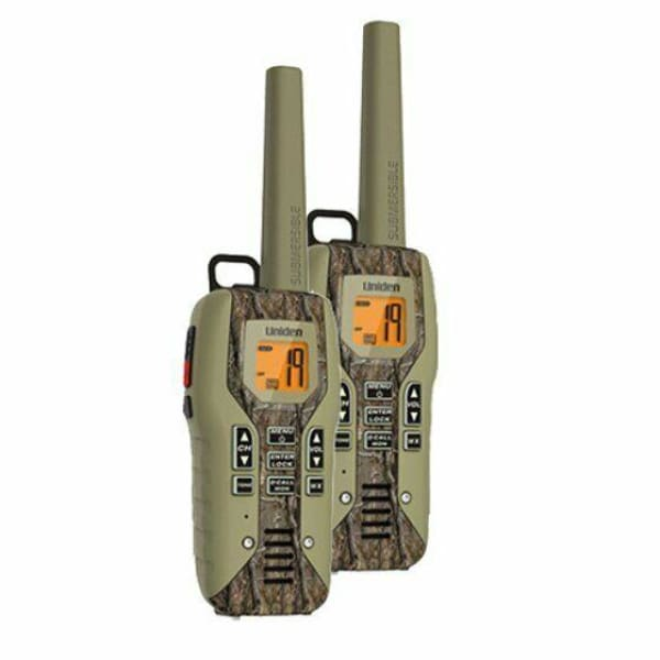 Camo Two-Way Radio w/Charger & Headset - GMR5088-2CKHS - Two-Way Radio