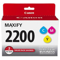 Canon PGI-2200 Three Color Ink Pack - INK