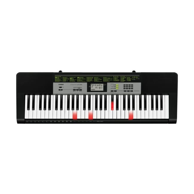 Casio Lk-135 61 Key Lighting Electronic Keyboard With Stand