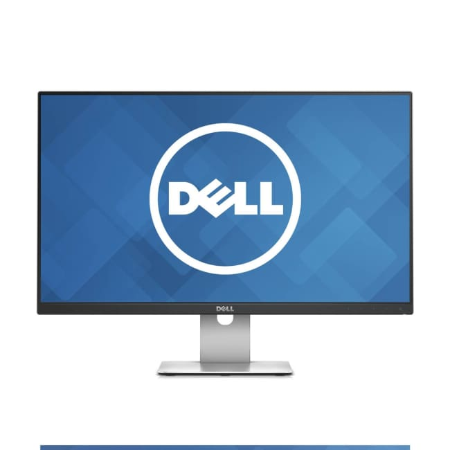 Dell S2415H 24 LED Widescreen Monitor- Black - Monitor