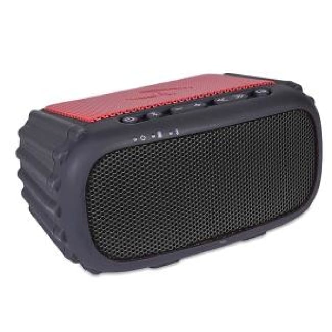 ECOXGEAR GDI-EGRX607 ECOROX Rugged Waterproof Bluetooth Speaker (B)