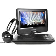 Ematic EPD116BL 180° Tilt & Swivel Screen Portable DVD Player 10 - DVD Player