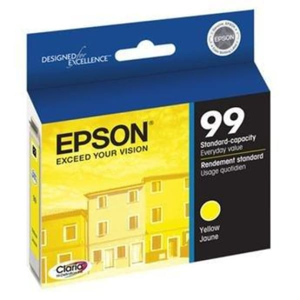 Epson 99 OEM Yellow Ink - INK