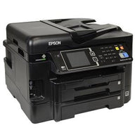 Epson WF-3640 WorkForce 3640 All-in-One Printer- NO INK (C+)
