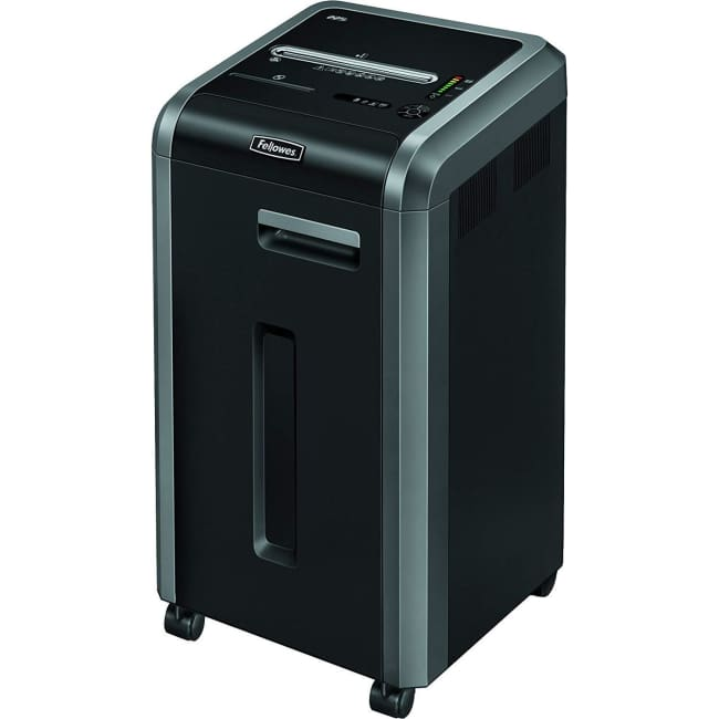 Fellowes Powershred 225i 100% Jam Proof 20-Sheet Strip-Cut - Paper Shredder
