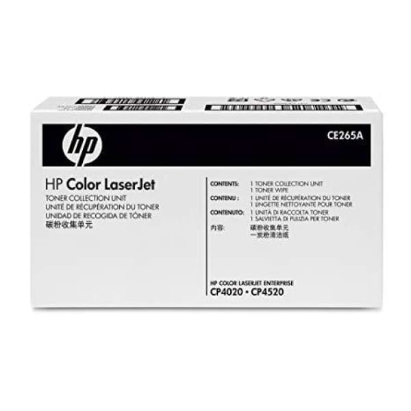 HP 648A Toner Collection Unit for CM4540 CP4025 CP4525 M651 M680 Printers - INK