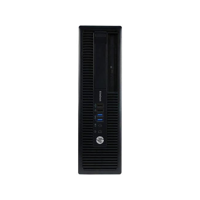 HP Elite Desktop 705 G1 A6 Pro-7400B 3.5GHz 4GB 256SSD NOOS (B)