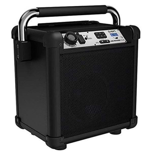 Ion Ipa74 Job Rocker Plus - Black - Bluetooth Speaker