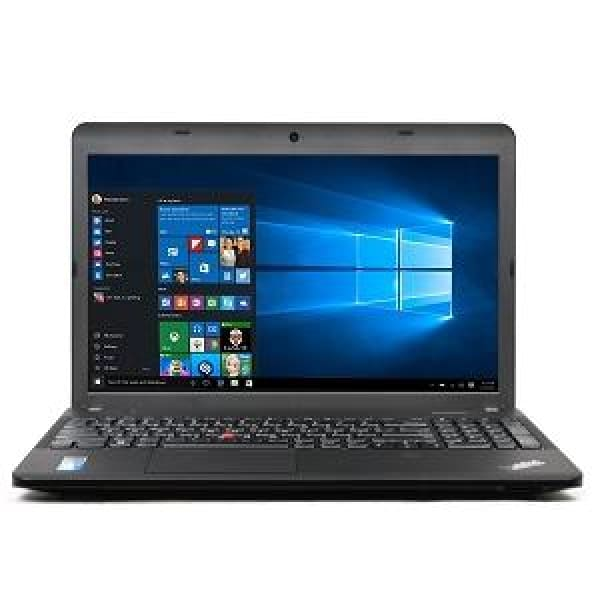 Lenovo Edge E540 Intel Core i7-4702MQ 2.2GHz 12GB RAM 500GB HDD DVDRW W10 Laptop