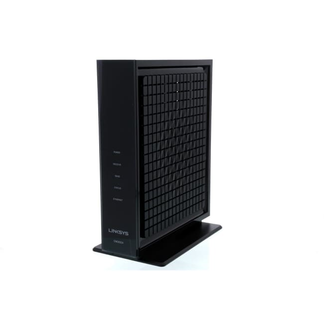 Linksys CM3024 DOCSIS 3.0 Cable Modem - Router