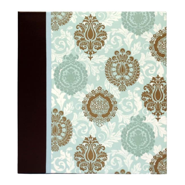 NEW VIEW GIFTS & ACCESSORIES LTD. Photo Album - Leafy Damask 2 Pack