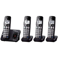 Panasonic KX-TG454SK Link2Cell Bluetooth Enabled Phone - 4 Handsets - Phone