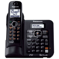 Panasonic KX-TG6641B DECT 6.0 Cordless Phones 5 handsets - Phone