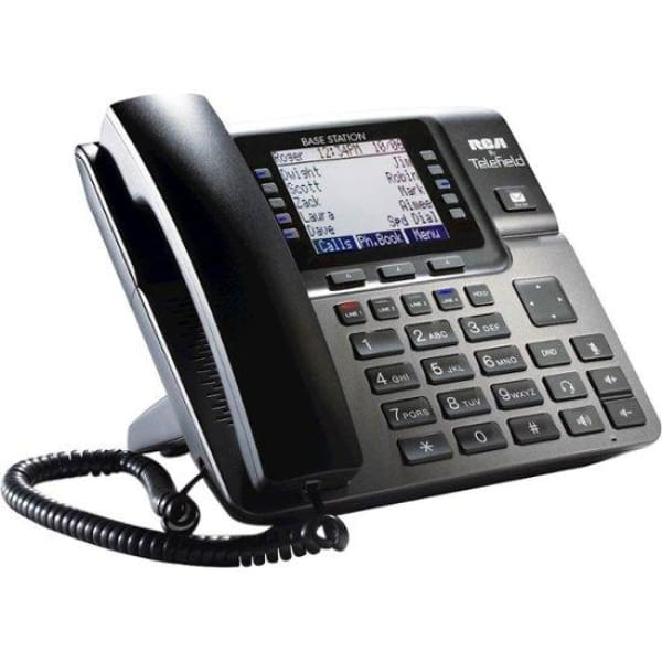 RCA U1000 Unison Telephone with Digital Answering System - Telephone