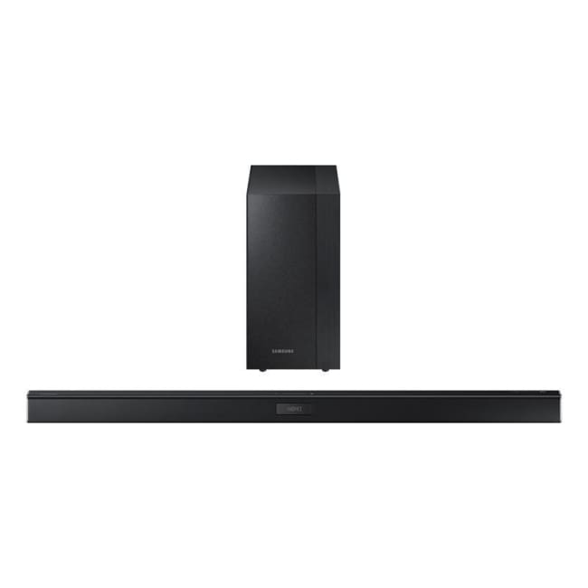 Samsung HW-J450 home theater sound bar w/ wireless subwoofer - Bluetooth Speaker