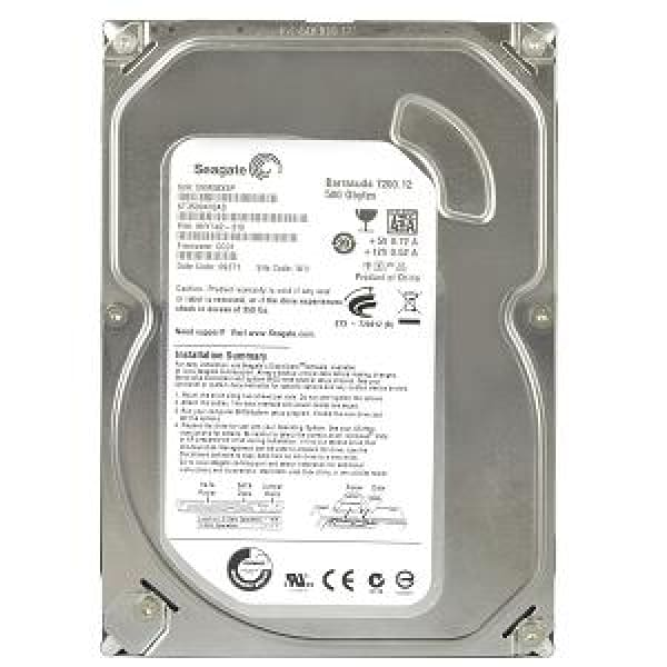 Seagate Barracuda 7200.12 500GB SATA/300 7200RPM 16MB Hard Drive - Hardware