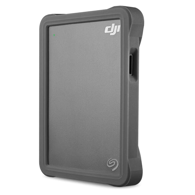 Seagate DJI Fly Drive 2TB External USB Type-C Portable HDD - Hard Drive
