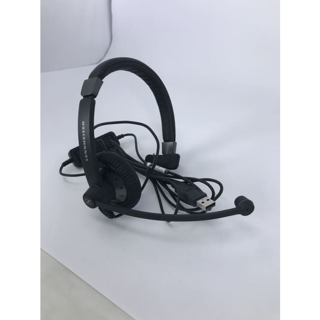 Sennheiser - SC 40 USB MS - Monaural UC Headset - Headphone