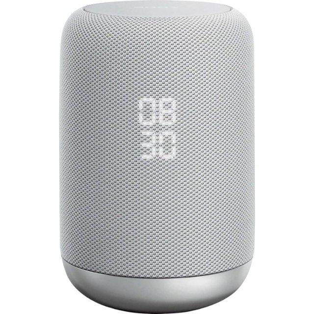 Sony - LF-S50G Smart Bluetooth Speaker - White (B) - Bluetooth Speaker